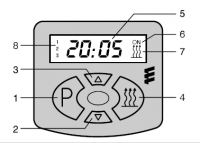 Отопитель Эберспехер AIRTRONIC D2 - 24В - 2,2кВт